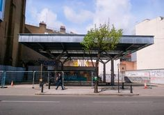 The Cineroleum, Londres, 2010 - Assemble