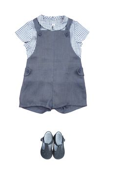 Marie Puce Paris - French fashion designer for children - Baby look n°10
