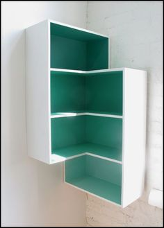 Shift Shelf by Rita Rosenfeld, via Behance