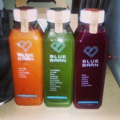 The Press Cold Pressed Juice, Chia Seeds, Beets, Aloe Vera, Cucumber, Pineapple, Barn, Pinecone