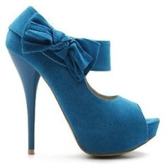 blue suede shoes by shelley