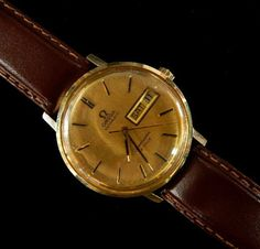 OMEGA SEAMASTER WATCH by HPSJEWELERS on Etsy