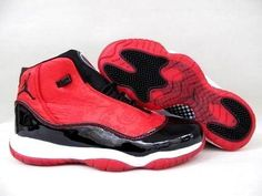 www.myjordanshoes... Only AIR #JORDAN 11 CHINOISERIE RED BLACK WHITE Free Shipping!
