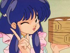 ranma gifs and anime gifs Retro Aesthetic, Aesthetic Anime, Ranma Y Shampoo, Female Characters, Anime Characters, Inuyasha, Nursery Drawings, 90 Anime, Cat Icon