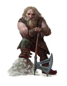 The dwarf by Manzanedo.deviantart.com on @deviantART
