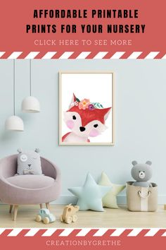 Are you looking for an easy, affordable and convienient way of finding that perfect decor for your kid's room then you are in the right place. Many styles from minimalist decor lover to colorful and creative. #kidsroomdecor #nurserywallart #homedecor #playroomdecor #playroomprint Kids Room Paint, Kids Room Wall Art, Room Art, Playroom Wall Decor, Baby Room Decor, Nursery Decor, Playroom Printables, Group Boards, Kids Room Design
