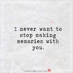 All of my favorite memories, they all include you. I love you. miss you, I could really go for that couch cookie snuggle movie day Pure Love Quotes, Famous Love Quotes, Love Quotes For Him, Cute Quotes, Simple Love Quotes, Citation Souvenir, Love Notes To Your Boyfriend, Making Memories Quotes, Miss You