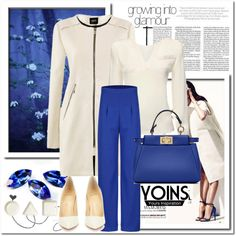 Yoins IV by nerma10 on Polyvore featuring moda, Christian Louboutin, Fendi, iittala, women's clothing, women's fashion, women, female, woman and misses