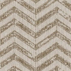 French Shabby ZigZag - Natural fabric by kristopherk on Spoonflower - fresh twist on chevron