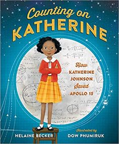 Booktopia has Counting on Katherine, How Katherine Johnson Saved Apollo 13 by Helaine Becker. Buy a discounted Hardcover of Counting on Katherine online from Australia's leading online bookstore. Apollo 13, Katherine Johnson, Math Genius, Trade Books, Hidden Figures, Space Race, Children's Picture Books, 10 Picture, Manaus