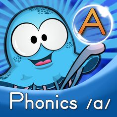 #AppyReview by Donna L. @appymall Spellyfish - Short A Words Spellyfish is a great app for kindergarten and first grade age children. This app teaches children so many things, such as letter sounds, how to spell short a words, how to produce rhymes, and how to blend sounds to make words. The graphics and sounds are fun and pleasant. Spellyfish is a cute little jellyfish that guides the user through an ocean of rhymes. There are s