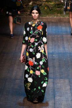 Dolce & Gabbana - Milan fashion week 2014