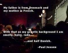 Can't run from your heritage #funny