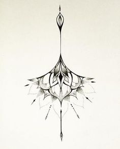 I know this is for the sternum but I really want this to be a nape tattoo.