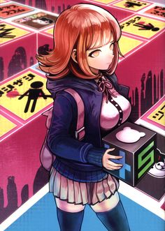 Super Dangan Ronpa 2 - Unused Executions: Chiaki Nanami