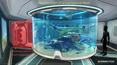 Landscape Concept, Fantasy Landscape, Subnautica Base, Sea Dragon Leviathan, Subnautica Concept Art, Gnu Linux, Pintura Exterior, Underwater City, Sci Fi Novels