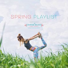 With the start of the new season use this yoga playlist to find your center and inner peace. #Yoga #YogaPlaylist #InnerPeace #Relax