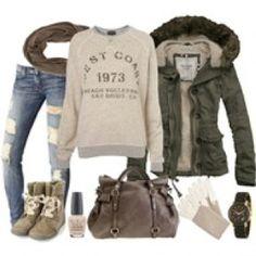 Especially the coat...I want the coat