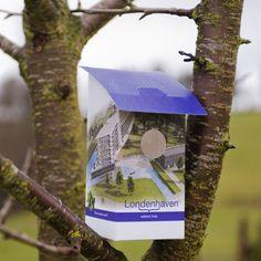 Londonhaven - DM actie met vogelhuisje.