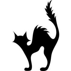 Black Cat Pumpkin Carving Stencil - Now I just need someone to help me carve! Black Cat Pumpkin Carving Stencil - Now I just need someone to help me carve! Cat Pumpkin Carving, Pumpkin Carving Patterns, Pumpkin Stencil, Carving Pumpkins, Moldes Halloween, Manualidades Halloween, Adornos Halloween, Halloween Stencils, Halloween Templates