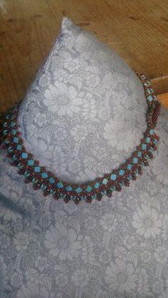 Silky Beads, Halskette, von Christina Neit
