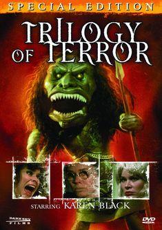Directed by Dan Curtis.  With Karen Black, Robert Burton, John Karlen, George Gaynes. Three bizarre horror stories all of which star Karen Black in four different roles playing tormented women.