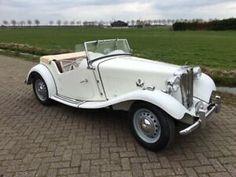 mg td | eBay Antique Cars, Ebay, Vehicles, Vintage Cars