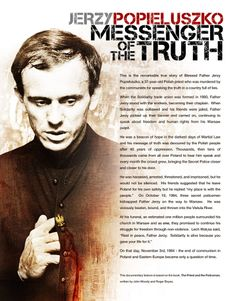 Father Jerzy Popieluszko - Messenger of the Truth