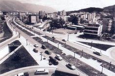 Paseo los Próceres- 1957