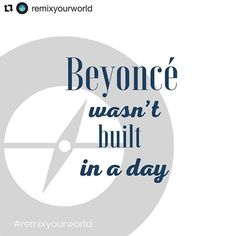 #Repost @remixyourworld with @get_repost  Just Incase you were beating yourself up about your epic weekend. Its Monday get back on it. #beychella #dailymomentum #remixyourworld #mondaymotivation Get Back, Follow Me On Instagram, Monday Motivation, Beats, Quotes, Quotations, Quote, Shut Up Quotes