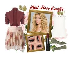 """""""Red Rose Outfit"""" by heather-7-02 ❤ liked on Polyvore featuring Oasis, WearAll, Diesel, Rocket Dog, Anastasia Beverly Hills, NARS Cosmetics and plus size clothing"""