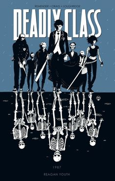 Deadly Class, Vol. 1: Reagan Youth TP