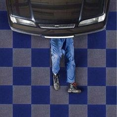 Carpet Garage Flooring - Garage Floor Ideas - 8 Easy and Affordable Options - Bob Vila Outdoor Carpet, Diy Carpet, Carpet Ideas, Affordable Carpet, Carpet Flooring, Garage Flooring, Concrete Garages, Rubber Tiles, Furniture Near Me