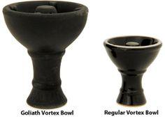 Goliath Vortex Hookah Bowl - Hookah Bowls at Hookah-Shisha.com
