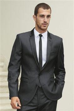 anthracite suit