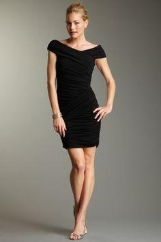 CLASSIC LITTLE BLACK DRESS - Nasha Bendes