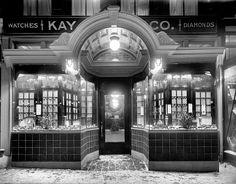 """Kay Jewelry store, Washington, DC, 1919."