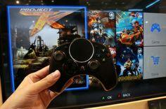 Huawei Tron, nueva consola de videojuegos desarrollada con #Android