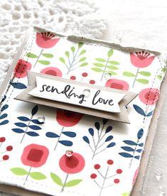 SSS Printmaking Florals | RejoicingCrafts Friend Cards, Cards For Friends, Flower Cards, Handmade Flowers, Diy Cards, Printmaking, Poppies, Florals, Daisy