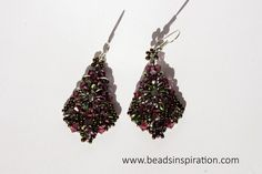 Beads Inspiration: Pendientes   Earrings Ear Jewelry