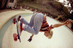 le skate n'a jamais été aussi photogénique que dans les années 1970