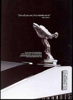 Rolls Royce – One Stop Classic Car News & Tips Rolls Royce Phantom Coupe, Rolls Royce Silver Shadow, Rolls Royce Motor Cars, Bentley Motors, Best Classic Cars, Most Expensive Car, Fancy Cars, Car Advertising, Hood Ornaments