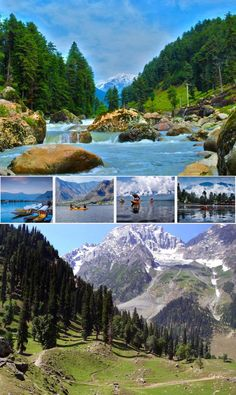 Kashmir Tour 9n/10d - Tours From Delhi - Custom made Private Guided Tours in India - http://toursfromdelhi.com/kashmir-tour-package-9n10d-delhi-srinagar-gulmarg-pahalgam-sonamarg/