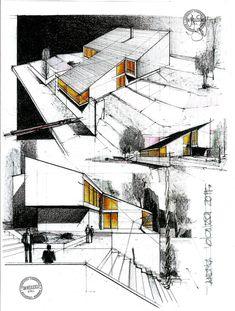 House by J.P. Gauer by dedeyutza.deviantart.com