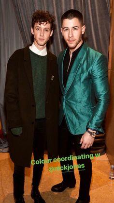 Troye and Nick