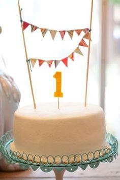 The Cutest Smash Cake Ideas
