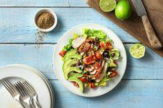 Chipotle-Rubbed Chicken Salad Recipe | HelloFresh