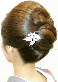 Behive Hairstyles, Mom Hairstyles, Wedding Hairstyles, Pentecostal Hairstyles, 60s Hair, Beehive Hair, Hair Arrange, Japanese Hairstyle, Hair Inspiration