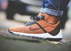 Nike Lunarestoa 2 SE orange noire (4)