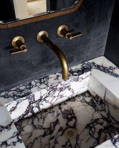 Beautiful Bathrooms, Modern Bathroom, Bathroom Inspo, Bathroom Ideas, Dark Bathrooms, Bathroom Marble, Dream Bathrooms, Bathroom Designs, Bathroom Inspiration